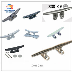 Stainless Steel Boat Cleat /Deck Cleat pictures & photos