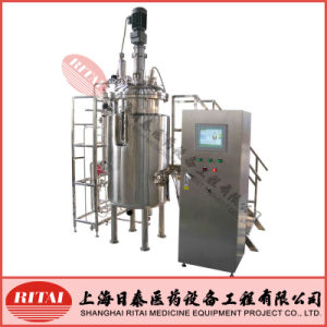 200-800L Pilot Scale Fermentor or Fermenter