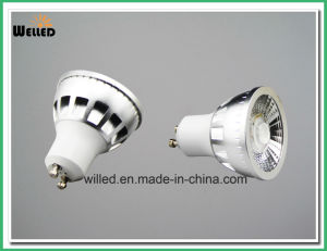 220V/110V 0-100% Traic Dimmable Pure Aluminum 5W LED GU10 Spotlight Spot Light 80ra 90ra 95ra with Narrow Angle pictures & photos