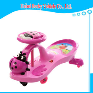China Wiggle Car Swing Twist Car Kids Scooter Baby Walker pictures & photos