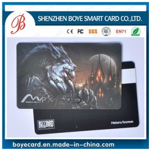Beautiful Magnetic Stripe Card for Game pictures & photos