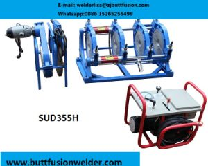 Sud90/355h Plastic Pipe Butt Fusion Equipment Welding Machine pictures & photos