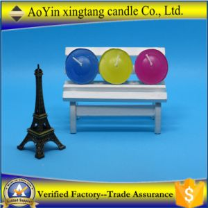 Wholesale 14G Multicolors Tealight Candle for Christmas Decoration pictures & photos