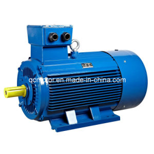 Y2 Series Cast Iron Copper Wire Cold Sheet Stamping High Effi Three Phase AC Motor