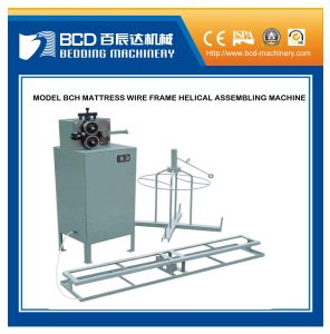 Mattress Wire Frame Helical Assembling Machine (BCH) pictures & photos