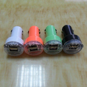 Phone Car Charger with USB Output 5V 1A pictures & photos