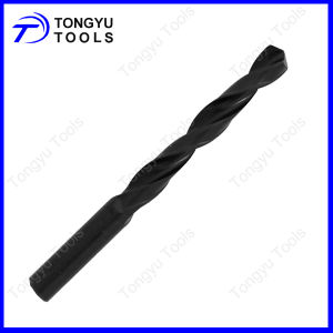 HSS Rolled & Forged Black Finish DIN338 Drill Bits
