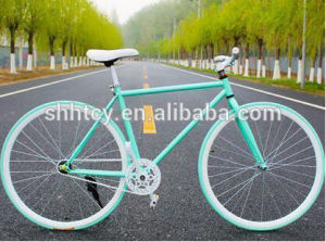 700c Fixed Gear Sport Blue Bike pictures & photos