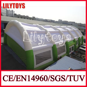 Best Quality Inflatable Event Tent, Inflatable Tennis Tent, Inflatable White Tent for Sport Game pictures & photos