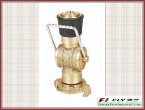 Fog Nozzle 3-Position Brass (FL-QW-100)