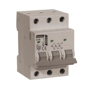 Over Current Protection Mini Circuit Breaker MCB Miniature Circuit Breaker pictures & photos