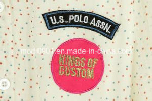 2015 Hot-Sold Stytle of Embroidery Patches pictures & photos
