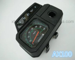 Ww-7212 Ax100 Motorcycle Speedometer, Instrument, 12V, ABS pictures & photos