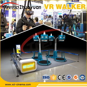 Guangzhou Business Entertaining Vr Treadmill pictures & photos