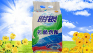 High Foam and Low Density Laundry Powder-Myfs289 pictures & photos