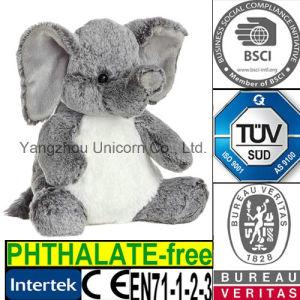 CE EN71 PP Cotton Baby Elephant Plush Toy