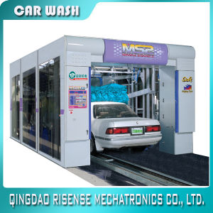 Risense Tunnel Car Wash System pictures & photos