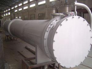 Half Pipe Jacketed Reactor (ASME standard) (QS)