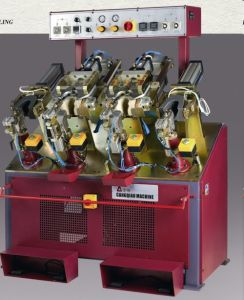 Upper Knife Type Upper Back Part Cooling and Heating Forming Machine pictures & photos