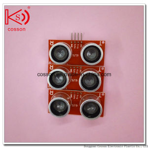 Ultrasonic Sensor Module Distance Measuring Transducer Sensor Hc-Sr04 Module pictures & photos