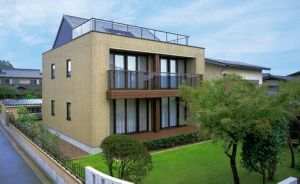 Two Storey Fast Assemble House Prefab House pictures & photos
