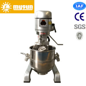 3 Motor Speed Stainless Steel 5L-80L Planetary Mixer pictures & photos