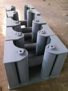Marine Four Rollers Mooring Fairlead for Sale pictures & photos