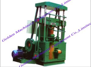 Selling China Charcoal Coal Powder Briquette Ball Press Machine pictures & photos