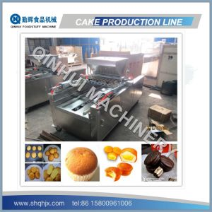 Fully Automatic/Multifunctional Making Machinery for Cake pictures & photos