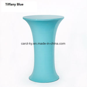 Spandex Washable Banquet Table Cover Table Cloth Table Cover pictures & photos