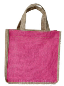2013 Pink Jute Carrier (hbjh-1) pictures & photos
