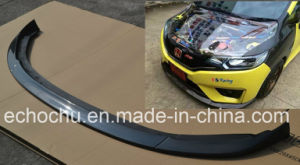 Front Diffuser Carbon Fiber for Honda Jazz Fit 2014 (CR06-062-0-1-00) pictures & photos