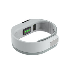 Android 4.4 Patent Design Heart Rate Smart Bracelets pictures & photos
