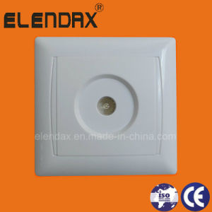 Europe Flush Mounted TV Power Socket (F6008) pictures & photos