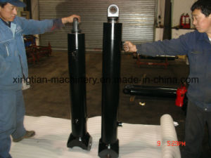 Multistage Telescopic Hydraulic Cylinder for The Truck pictures & photos
