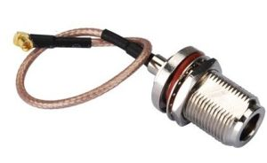 RF Coaxial Cable with N Connector pictures & photos