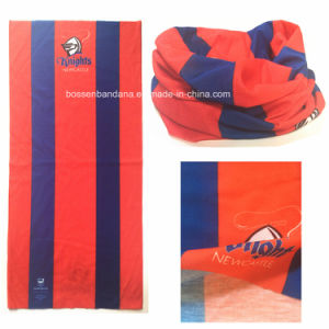 Factory OEM Produce Polyester 25*50cm Custom Seamless Magic Tubies Hoorag pictures & photos