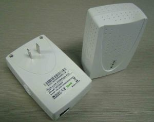 Cat Power Line Communication with Fast Speed