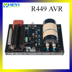 Denyo AVR R449 Generator AVR 3 Phase Automatic Voltage Regulator for Power Supply pictures & photos
