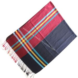 Fashion Winter Long Silk Scarf for Women pictures & photos