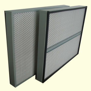 China Supplier High Efficiency HEPA Filter H13 for Air Filter pictures & photos