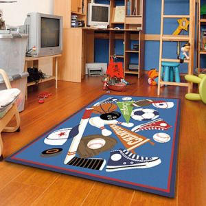 New Child′s Play Mat, Kids Nylon Rugs pictures & photos