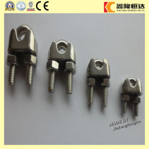DIN741 Electro-Galvanized Steel Wire Rope Clip pictures & photos