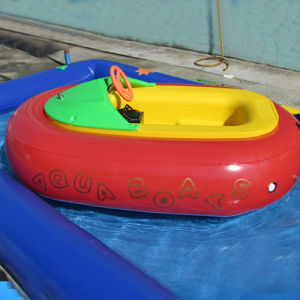 Inflatable Bumper Boat, Aqua Boat for Water Pool (CYWG-550) pictures & photos