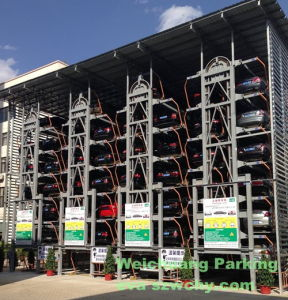 Automated Parking System (PCX) pictures & photos