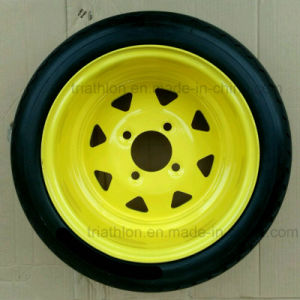 18X 8.50-8 Flat Free Foam Filled ATV Trailer Tire pictures & photos
