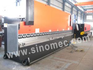 Plate Press Brake/Sheet Metal Bending Machine /Hydraulic Bending Machine/Hydraulic Press Brake/ Sheet Metal Press Brake/ (WC67K-125T/5000) pictures & photos