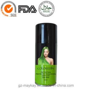 Hair Color Spray (Green) pictures & photos
