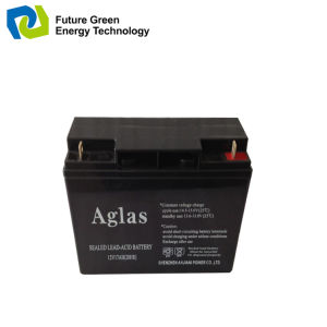 12V 17ah SLA AGM Sealed Solar Power Storage Battery pictures & photos