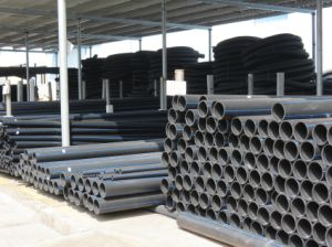 PE Pipe for Water Supply High Performance Flexible pictures & photos